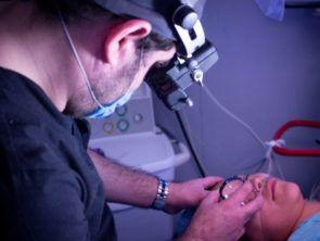 oftalmoscopia indirecta revision